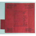 Tzántzicos: 1. Clamor / 2. Submarinas-Poemas de invierno / 3. Color de vidrio
