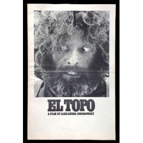 El Topo. A film by Alexandro Jodorowsky