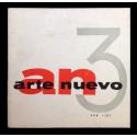 AN3 - 3er Salón Anual - Arte Nuevo. Galería Van Riel, [Buenos Aires], del 16 al 28 de diciembre de 1957