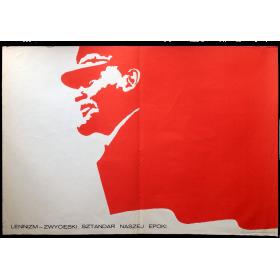 """Leninizm – zwycięski sztandar naszej epoki [""""Leninismo - la bandera victoriosa de nuestro tiempo""""]"""