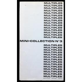 Multiples. Mini-Collection N° 3: Le Parc, Soto, Sobrino, Boto