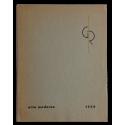 Arte moderno 1959: Miguel A. Vidal. Galería Rubbers, Buenos Aires, del 27 de julio al 8 de agosto
