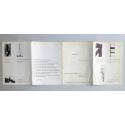 Max Bill. Galerie Suzanne Bollag, Zürich, 18 juni bis 20 juli 1960