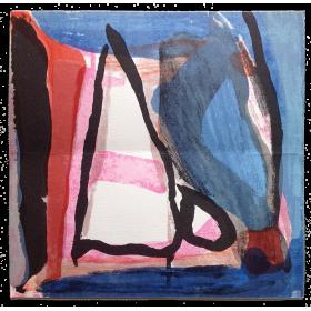 Bram van Velde. Peintures récentes. Galerie Maeght, Paris, novembre 1975