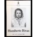 Humberto Rivas. Galería Spectrum, Zaragoza, del 1 al 21 de febrero, 1983