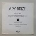 Ary Brizzi - Pinturas 1992. Galería Rubbers, Buenos Aires, 29 de Septiembre a 20 de Octubre de 1992