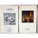 Le parc - Modulaciones. Alberto Elía Galería de arte, Buenos Aires, 12 junio - 13 julio 1984