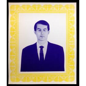 """Zaj desea a todos sus amigos un año especial de meditación 1969 con la """"acción zaj"""" de Juan Hidalgo"""