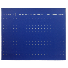Noche zaj. Walter Marchetti, Madrid 1969