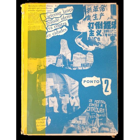 Revista Ponto 2, [Rio de Janeiro], 1968