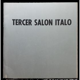 Tercer Salon Italo: la energía en las artes visuales. Museo Municipal de Arte Moderno, Buenos Aires, 1971