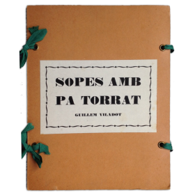 Sopes amb pa torrat (novel·la)