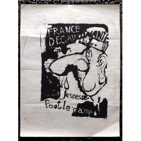 France degaullinante... ta jeunesse fout  le camp!