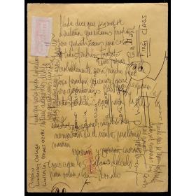 Poema visual - Nicanor Parra