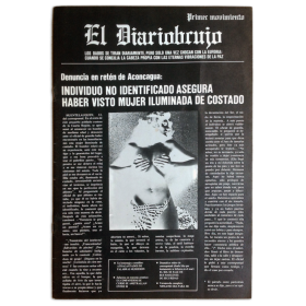 El Diariobrujo. Periódico en once movimientos sucesivos y ¿un movimiento final?