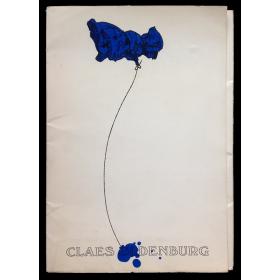 Claes Oldenburg notes