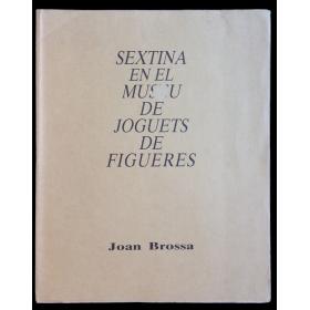 Sextina en el Museu de Joguets de Figueres