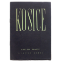 Kosice - Arte madí. Galería Bonino, Buenos Aires, setiembre 1953