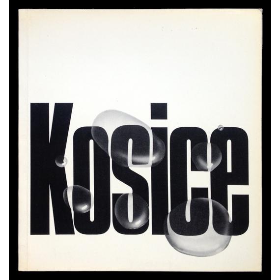 100 obras de Kosice, un precursor. Centro de Artes Visuales del Instituto Torcuato Di Tella, Buenos Aires, agosto-setiembre 1968