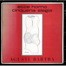 Ecce Homo, cinquena elegia - Francesc Abad  y Manuel Florensa. Dibuix, Pintura, Cerámica