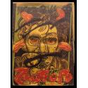 Zootropo. Nº 2 - Zaragoza - 12-12-79. Poético - Acción Visual - Perro Verde