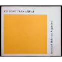 XII Concurso Anual. Sociedad Hebraica Argentina, Buenos Aires, 10 al 20 de noviembre, 1965