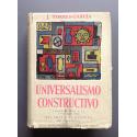 Universalismo constructivo. Contribución a la unificación del arte y la cultura de América