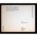 Cuatro escultores Madí: Kosice, Linenberg, Sabelli, Stimm. Galería Yumar, Buenos Aires, 20 de setiembre al 5 de octubre 1960