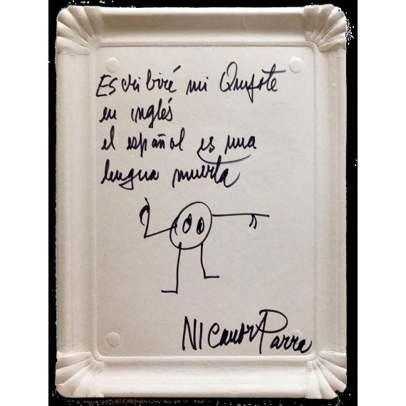 """""""Artefacto"""" - Nicanor Parra"""