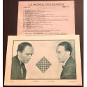 Le Monde des Echecs. Série N° 1-Fevrier 1933
