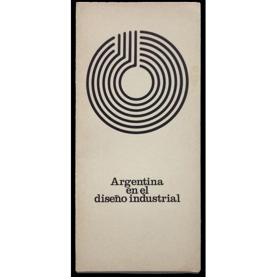 Argentina en el diseño industrial. Buenos Aires, 1970