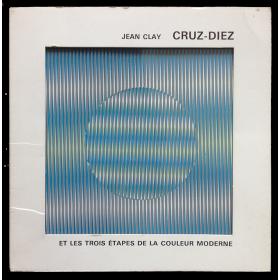 Cruz-Diez et les trois étapes de la couleur moderne