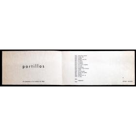 Portillos. Galería Veneto, Buenos Aires, 25 septiembre al 14 octubre de 1964