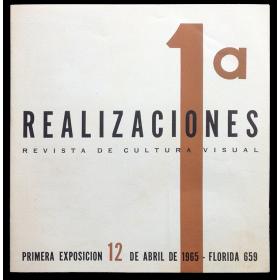 Homenaje a Fortunato Lacamera. Galería Van Riel, Buenos Aires, del 12 al 24 de abril 1965