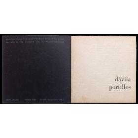 Dávila - Portillos. Salón Peuser, Buenos Aires, 10-24 noviembre 1960