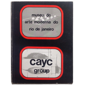 CAyC Group at the Museum of Rio de Janeiro, Brazil, April 1978