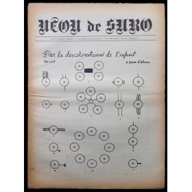 Neon de Suro. Fullet monogràfic de divulgació. Autor: Josep Albertí. 1976