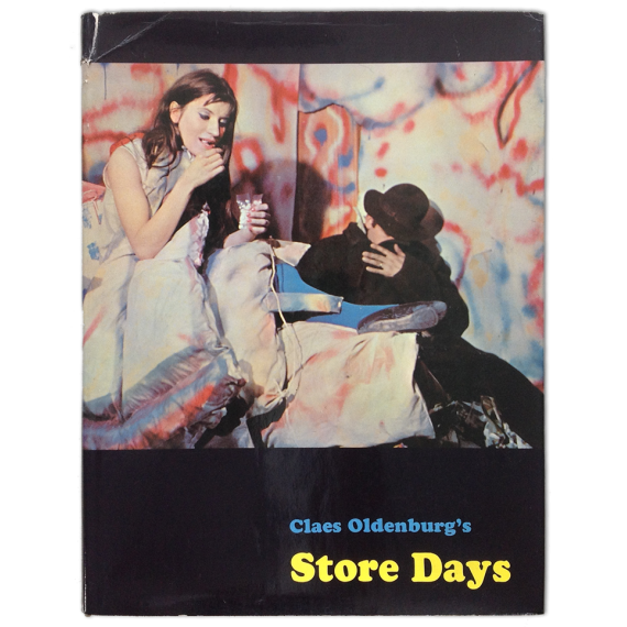 Claes Oldenburg's Store Days