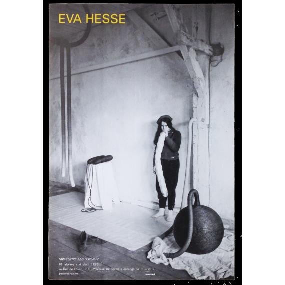 Eva Hesse. IVAM Centre Julio González, Valencia, 10 febrero - 4 abril 1993