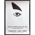 Setmana Internacional del Mim. Fundació Joan Miró, Barcelona, 24-28 de maig de 1978