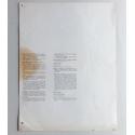 Agrupación Nuevas Experiencias. Espacio real movimiento y luz real. Galería Lirolay, Buenos Aires, 31 del 5 - 12 del 6, 1971
