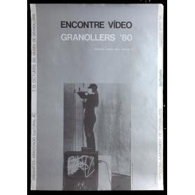 Encontre vídeo Granollers ' 80. Memorial Ramon Dagà (1892-1962) . Museu de Granollers, 7-12 octubre 1980