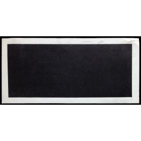 Wlodzimierz Borowski - Czarne (Black). Galeria Akumulatory 2, Poznan, IV-1977