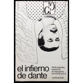 El infierno de Dante - Dante Saganías. La Ruda Macho, [Buenos Aires], 2 al 15 de junio