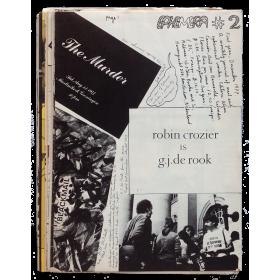 Ephemera. A monthly journal of mail & ephemeral work. Nos. 2-12