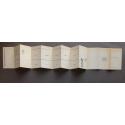Conjonction 18. Vernissage-Performance: Oeuvres de sur Papier de Julien Blaine. Galerie Donguy, Paris, 8 Decembre 1987