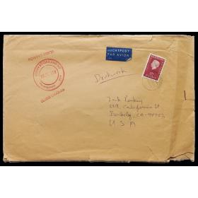 Sobre postal - Ulises Carrión