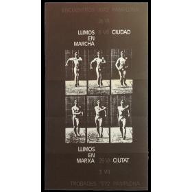 Llimós en marcha. Encuentros Pamplona, Ciudad, 26 VI - 3 VII, 1972
