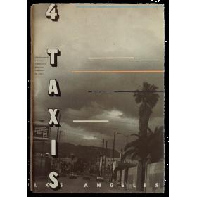 4 Taxis Los Angeles. Nº 9-10. Printemps 84