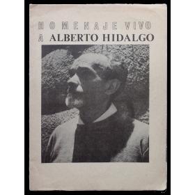 Homenaje vivo a Alberto Hidalgo